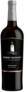 Robert Mondavi Zinfandel Private Selection 2015 750ml